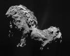 Descoberta Surpreendente: Oxigênio é detectado pela primeira vez em um cometa.