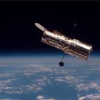 Hubble captura imagem incrível do planeta Marte