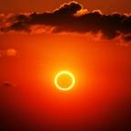 Eclipse Solar Anular, um Anel de Fogo nos céus!