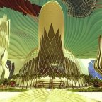Emirados Árabes pretendem construir uma cidade em Marte