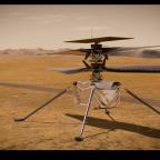 MARS 2020: 5 coisas que você precisa saber sobre o helicóptero Ingenuity da NASA