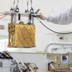 NASA consegue produzir oxigênio em Marte
