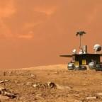 Rover chinês Zhurong inicia sua missão em Marte – temos imagens!