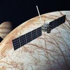 SpaceX é selecionada para lançar a Missão Europa Clipper da NASA